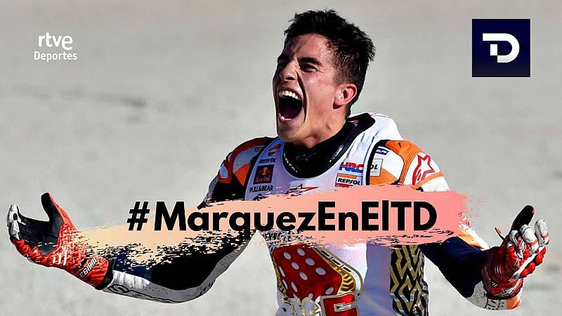 """Marc Márquez: """"Ha sido un año para olvidar pero he aprendido mucho"""""""