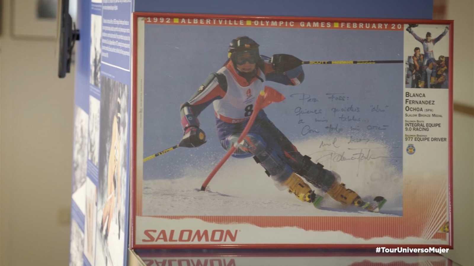 Tour Universo Mujer - Programa 10: Recordando a Blanca F. Ochoa, estrella y pionera del esquí - ver ahora
