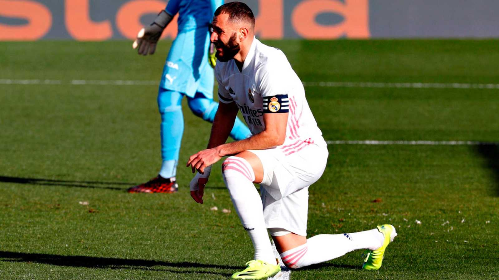 El Real Madrid viaja a Italia sin Benzema para medirse al Atalanta