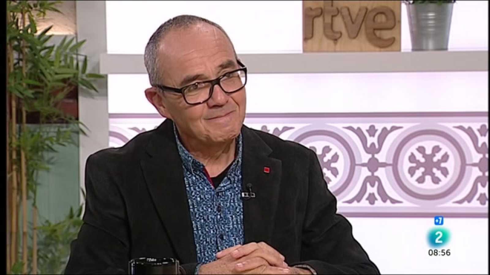 """Joan Coscubiela: """"Vaig posar el mirall davant l'independentisme el 7 de setembre"""""""