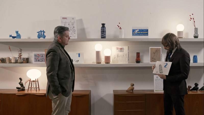 Entrevista d'Òscar Dalmau a Jordi Duró al quart capítol d''Helvètica'