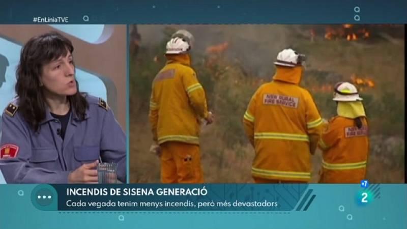 A En Línia parlem dels incendis i les zones desforestades