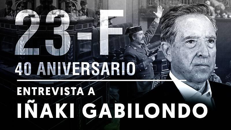 """Entrevista a Iñaki Gabilondo: """"El mensaje del rey fue determinante"""""""