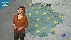 El tiempo en Extremadura - 23/02/2021