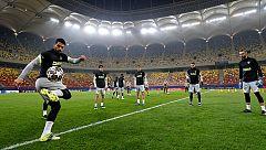 El Atlético apela a los buenos recuerdos de Bucarest para ganar al Chelsea