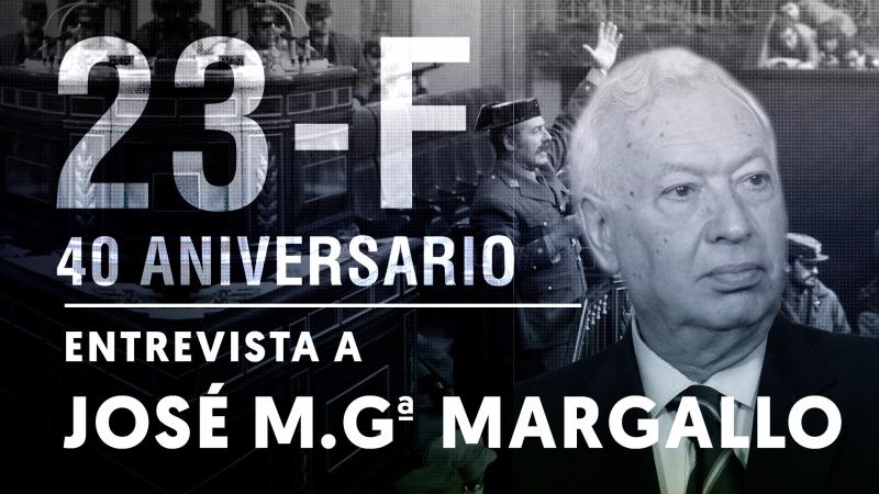 """Entrevista a García-Margallo: """"Nos enterábamos de lo que pasaba fuera a través de una pequeña radio"""""""
