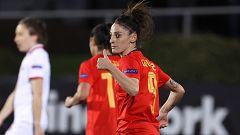 Esther González hace doblete ante Polonia