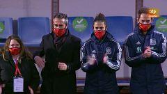 Fútbol - Clasificación Eurocopa femenina 2022. 6ª jornada: España - Polonia