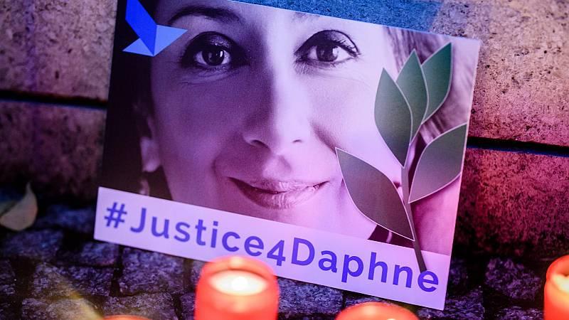 Confiesa uno de los tres imputados por el asesinato de la periodista Daphne Caruana