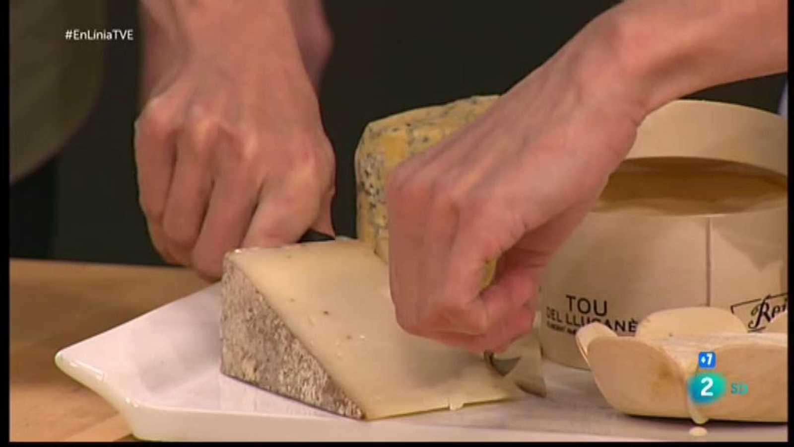 A En Línia parlem de les varietats i el consum de formatge