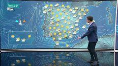Tiempo estable en casi todo el país, salvo en la costa gallega donde habrá fuerte lluvia