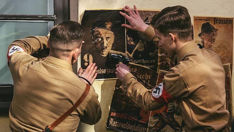 Documaster - El ascenso del movimiento nazi: Política - Ver ahora