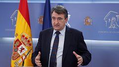 """Esteban (PNV) ve """"muy avanzado"""" el posible acuerdo del Gobierno y el PP para renovar el CGPJ"""