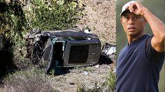 Tiger Woods, operado de las fracturas en su pierna derecha