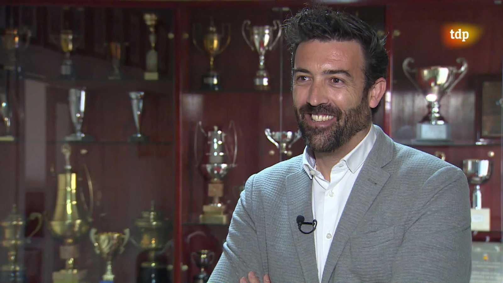"""Esgrima - Entrevista José Luis Abajo """"Pirri"""" - ver ahora"""