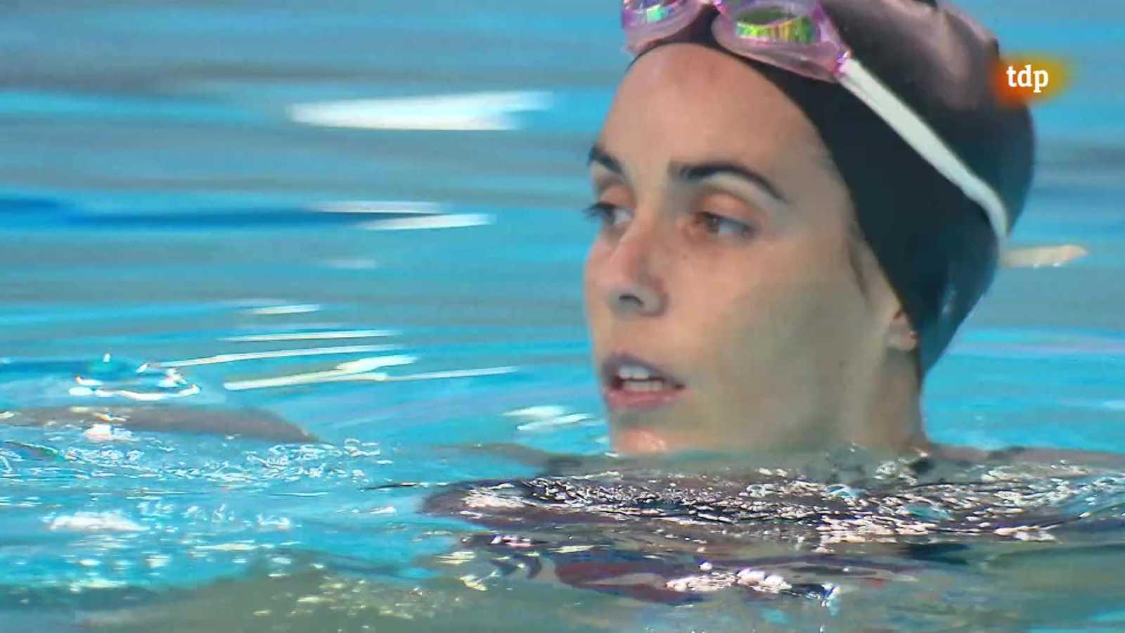 Natación artística - Reportaje Ona Carbonell - ver ahora