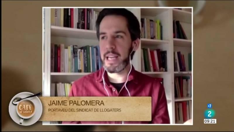 """Jaime Palomera: """"No regular els lloguers és el principal frau democràtic de la legislatura"""""""