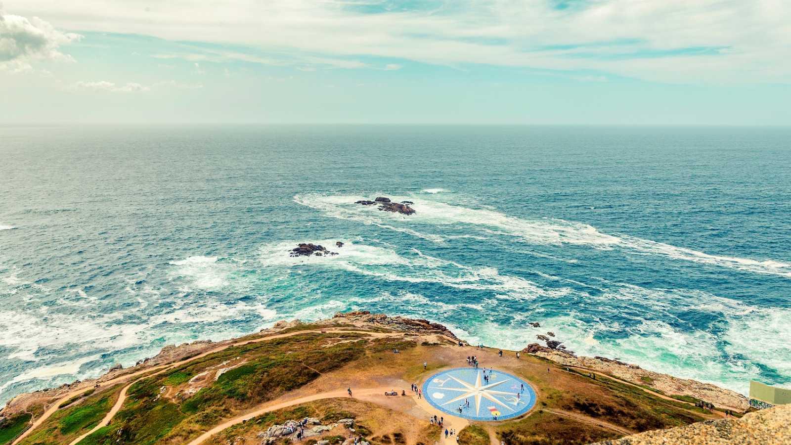 Viento fuerte en el litoral gallego y área del Estrecho - Ver ahora
