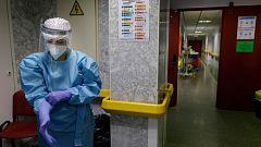 """Un año del primer confinamiento masivo en España: """"El hotel se convirtió en un hospital improvisado"""""""