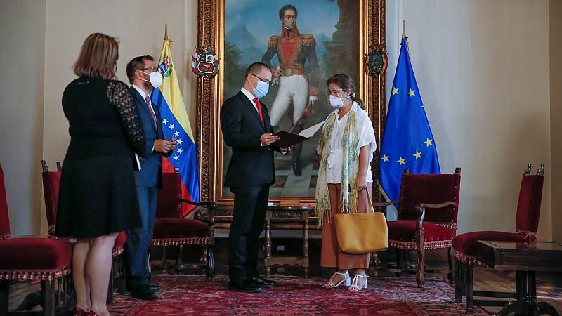 Venezuela expulsa a la embajadora de la UE y le da 72 horas para irse