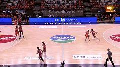 Baloncesto - Liga femenina Endesa. 22ª jornada: Valencia Basket - Spar Girona