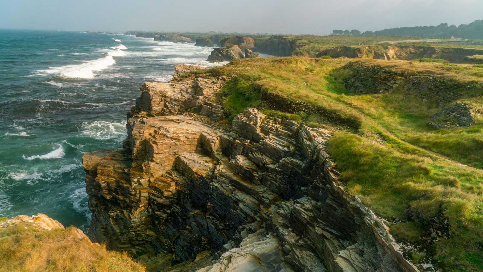 Un frente atlántico dejará mañana viento fuerte en Galicia y Canarias - Ver ahora