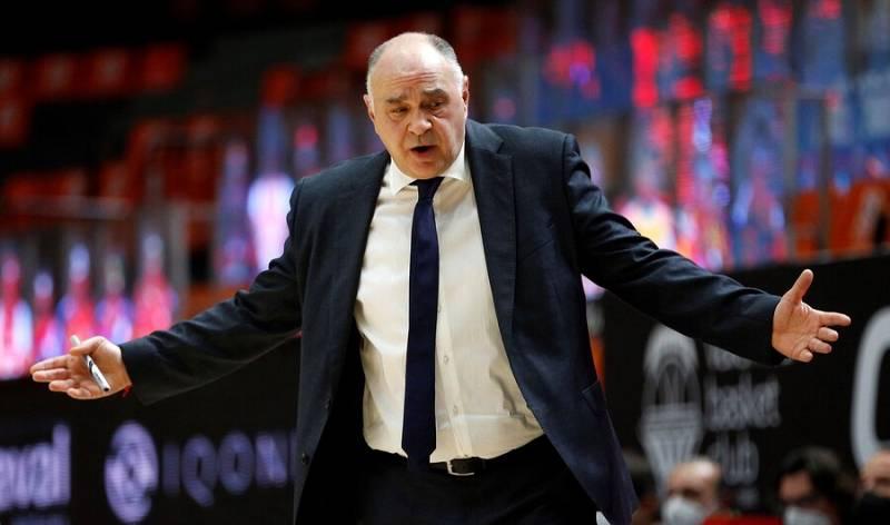 Pablo Laso cerca de renovar con el Real Madrd hasta 2023