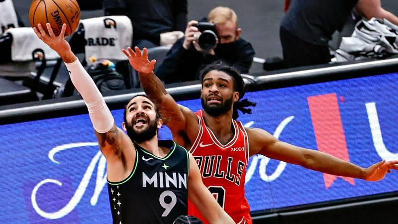 Los Timberwolves de Ricky Rubio siguen sin levantar cabeza en la NBA