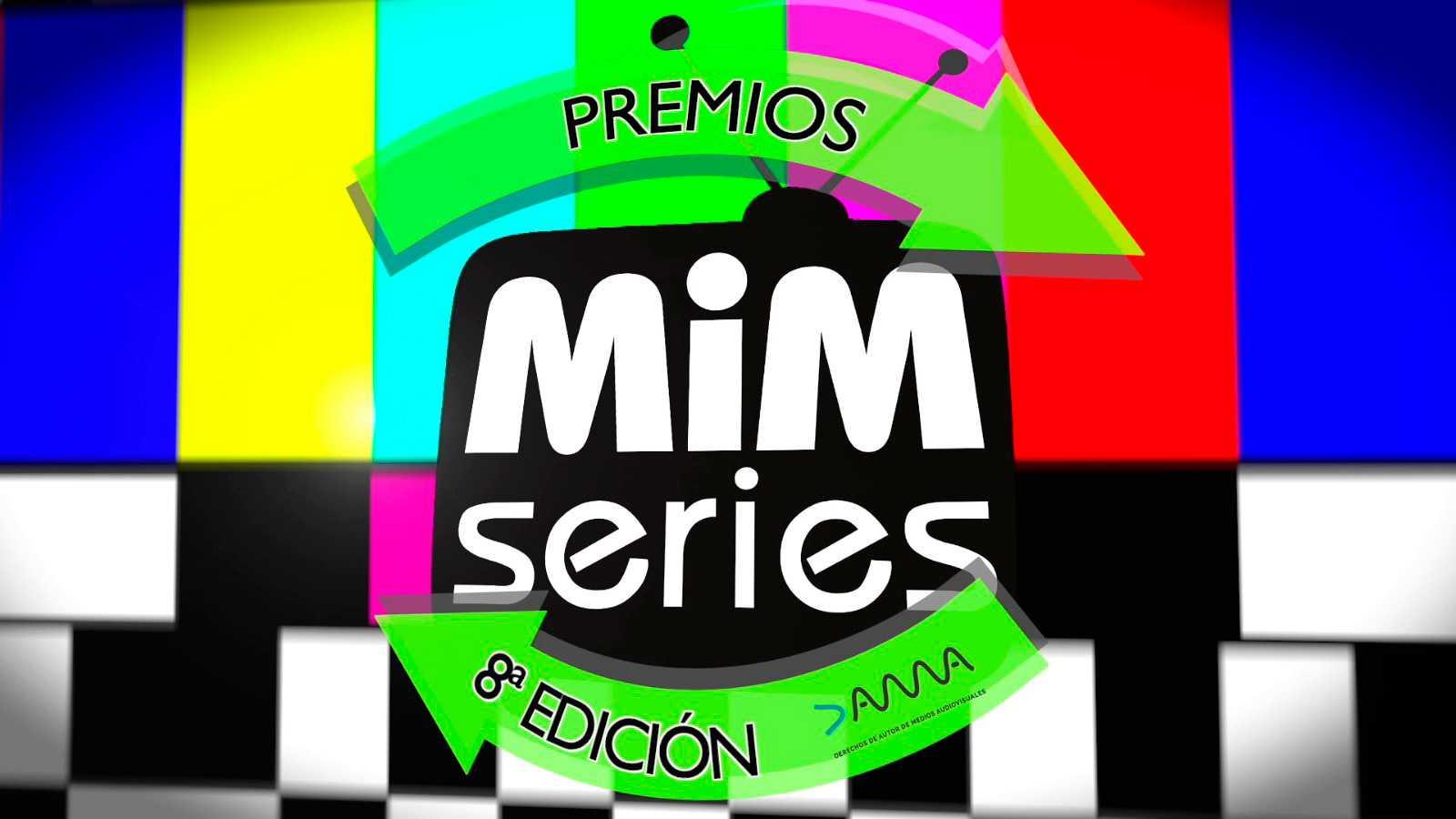 Gala de entrega de los Premios MiM Series 2020