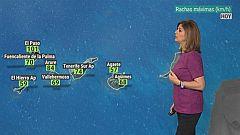 El tiempo en Canarias - 25/02/2021