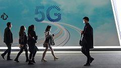 Arranca en Shangái el primer Mobile World Congress celebrado en pandemia