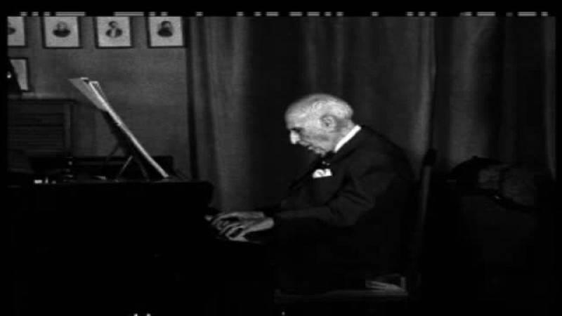Arxiu TVE Catalunya - Entrevista al compositor i violinista Joan Manén Planas
