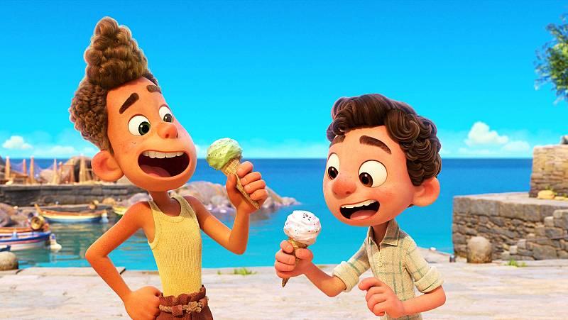 Primer tráiler de 'Luca', la nueva película de Disney·Pixar que se estrenará este verano