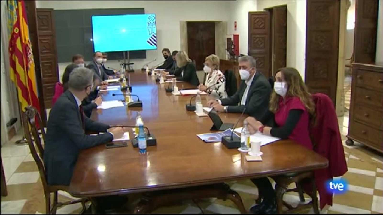 L'Informatiu Comunitat Valenciana 2 - 25/02/21 ver ahora