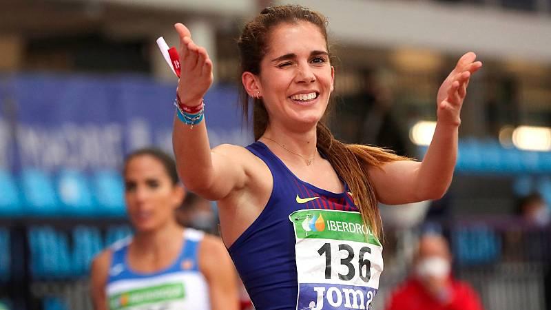 Marta García, una campeona de los 3.000 metros lisos con el europeo en el horizonte