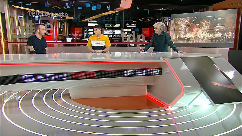 Objetivo Tokio - Programa 138 Paralímpicos: Jacobo Garrido, nadador paralímpico - ver ahora