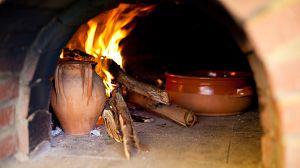 Expedición culinaria: El horno de leña