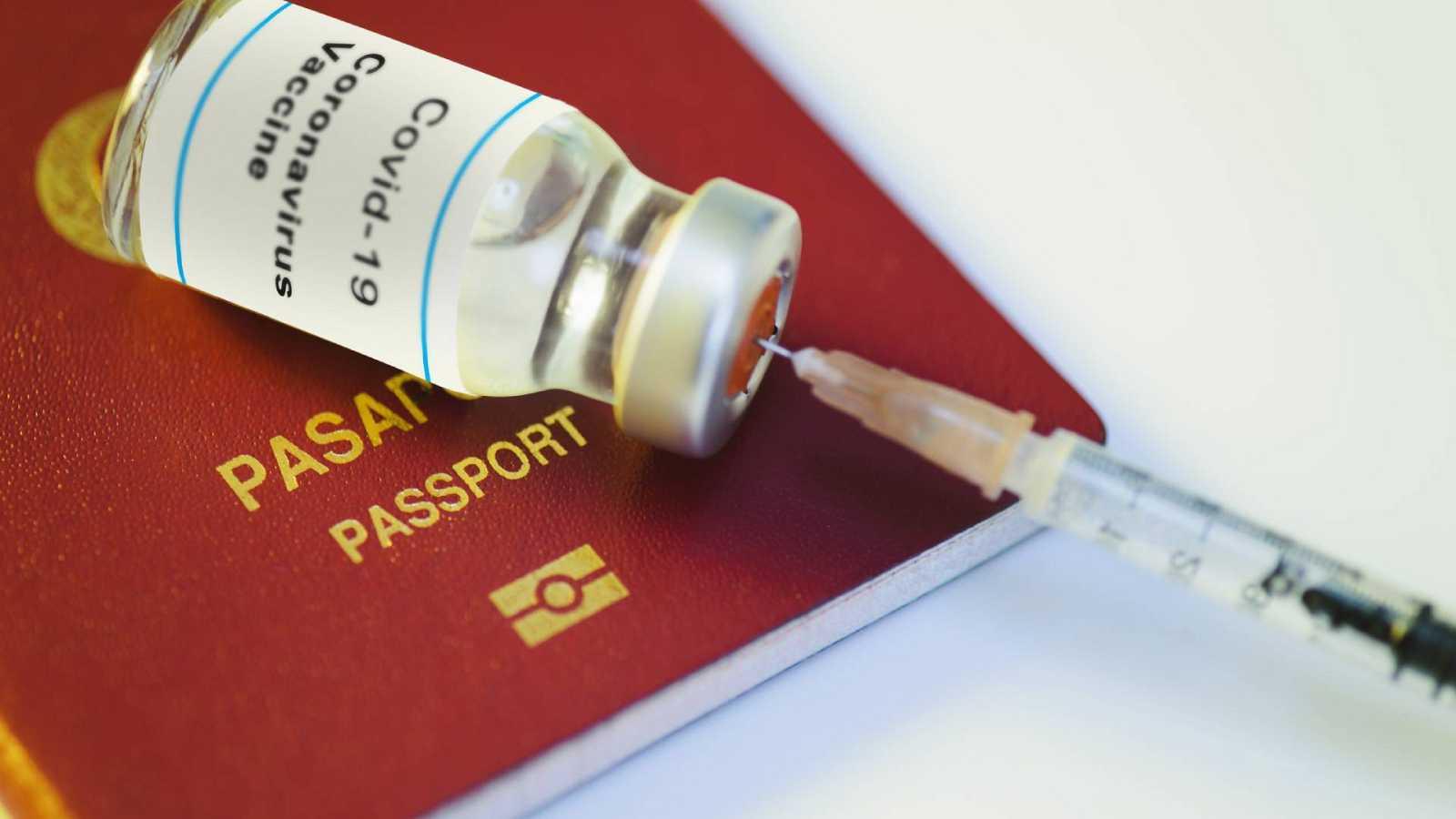 El 'certificado de vacunación' será una realidad en la UE en verano