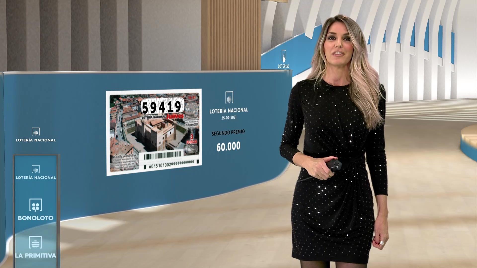 Sorteo De La Lotería Nacional Bonoloto Primitiva Y Jóker 25 02 2021