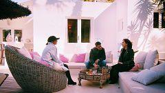 Dos parejas y un destino - Isabel Gemio habla de su polémica entrevista con María Teresa Campos