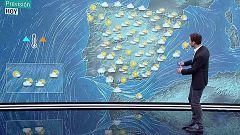 Lluvias fuertes en el extremo occidental de Andalucía y el Estrecho