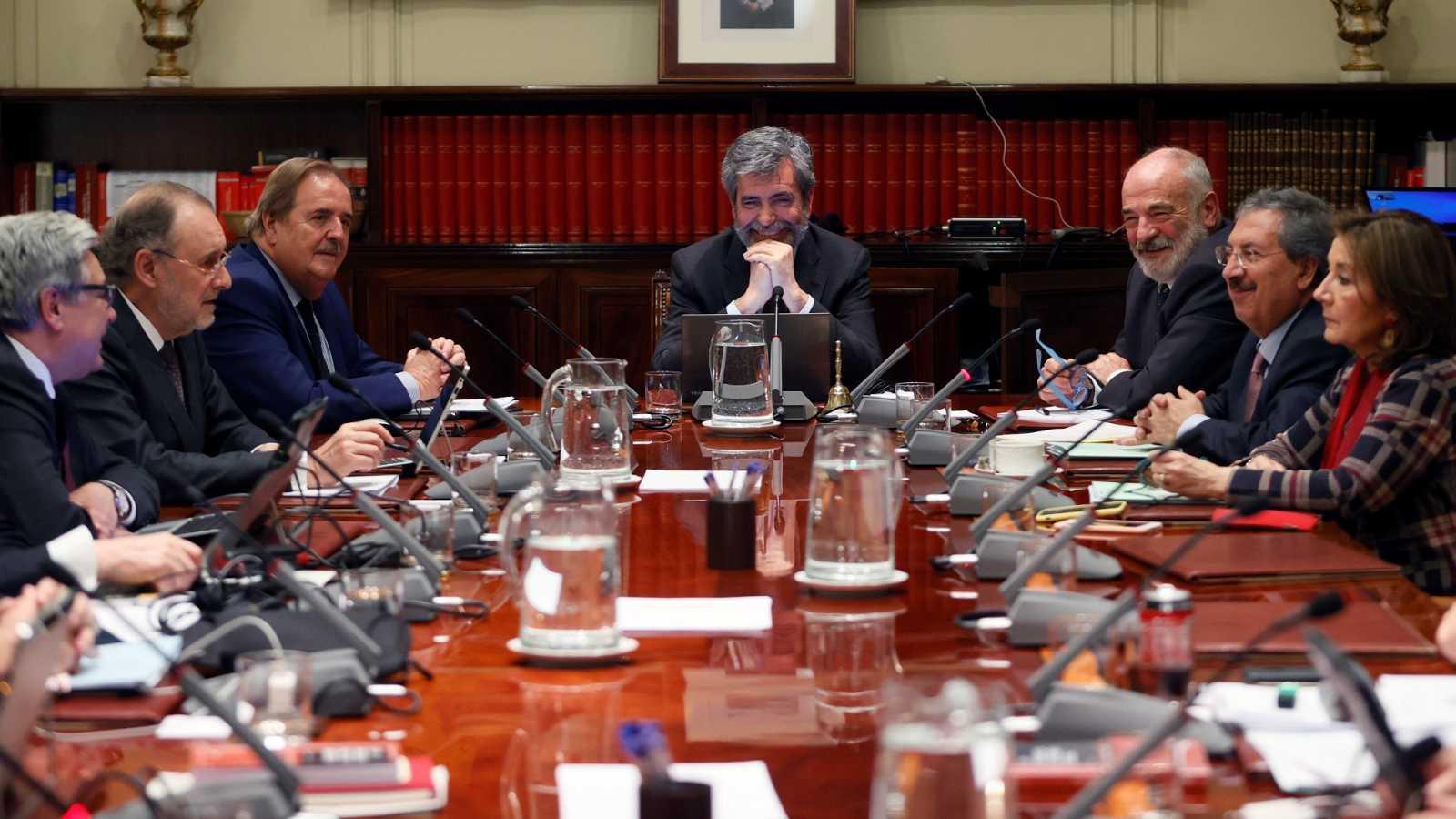 """El Gobierno y el PP rompen la negociación del CGPJ ante posiciones """"irreconciliables"""""""