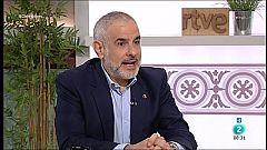 """Cafè d'idees - Carlos Carrizosa: """"Em preocupa més la CUP governant que Vox a l'oposició"""""""