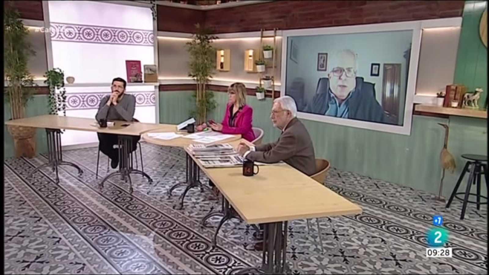 Carlos Carrizosa, canvis en les restriccions i Daniel López Codina