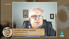 """Cafè d'idees - Daniel López Codina: """"El cost d'una nova ona seria molt dur"""""""