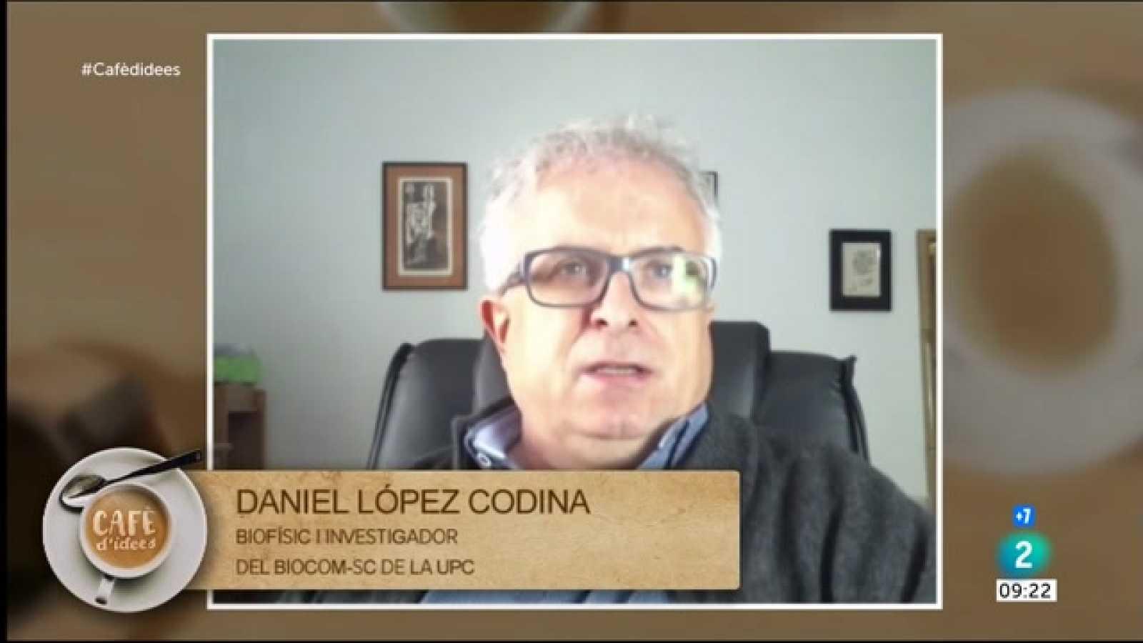 """Daniel López Codina: """"El cost d'una nova ona seria molt dur"""""""