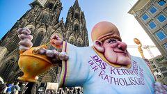 El arzobispo de Colonia, Alemania, niega un informe sobre abusos sexuales a menores