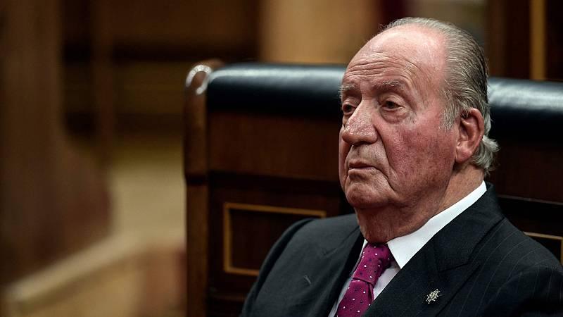 """Carlos Cruzado, presidente de Gestha, sobre la regularización de Juan Carlos I: """"La Agencia Tributaria debería explicar por qué no ha abierto una investigación"""""""