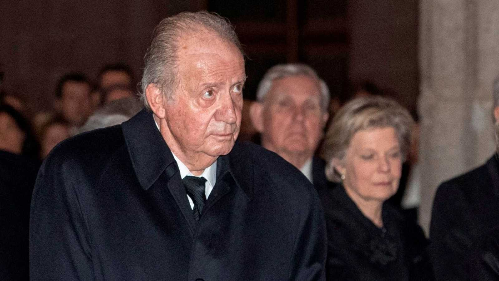Ruiz Jarabo, exdirector de la Agencia Tributaria: ¿Qué prestación ha podido realizar don Juan Carlos para recibir ocho millones de euros en especie?