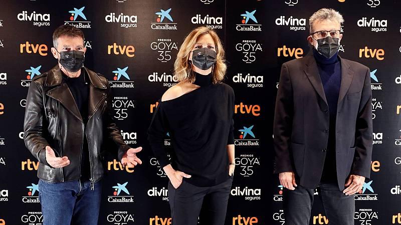 Las sorpresas de los Premios Goya 2021